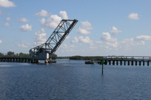 Cape Coral railway bridge