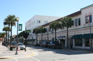 Downtown Ft Pierce,FL