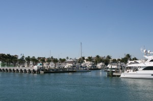 Leaving Fort Pierce City Marina
