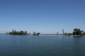 The Intracoastal Waterway near Sebastian Inlet