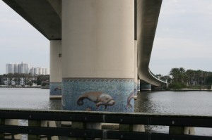 Bridge over the ICW at Daytona Beach
