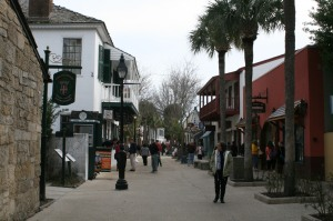 The Old Town, St Augustine