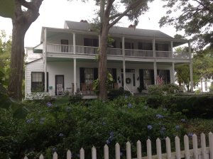 Lesesne House, thought to be the oldest in Fernandina Beach