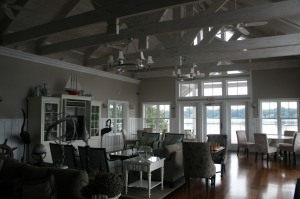 Clubhouse Lounge, Marina at Ortega Landing