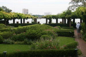 The English Garden, Cummer Art Museum, Jacksonville