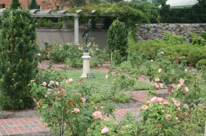 The Italian Garden, Cummer Art Museum, Jacksonville
