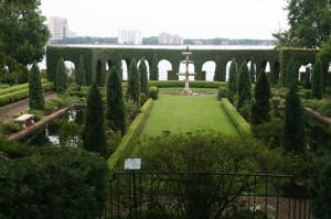The Italian Garden, Cummer Art Museum