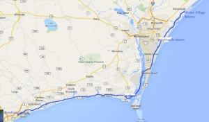 Barefoot Landing - Southport - Wrightsville Beach - Hampstead