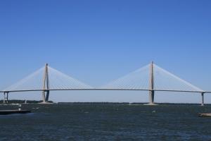 Arthur Ravenel Jr Bridge over the Cooper River