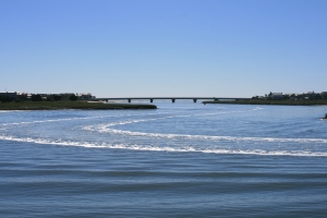 Bridge between Sullivan Island and Isle of Palms