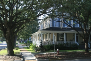 Historic district, Georgetown