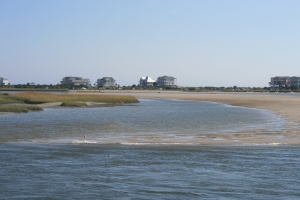 Near Shallotte Inlet