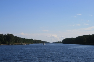 Alligator River - Pungo River Canal