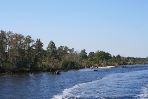 Alligator River -Pungo River Canal