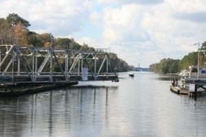 Centerville Turnpike Swing Bridge