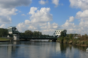 Great Bridge Swing Bridge