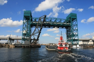 Gilmerton Bridge, Chesapeake
