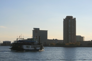 Elizabeth River Paddle Ferry