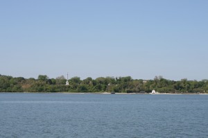 Approaching Yorktown