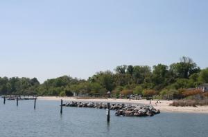 Cornwallis Cove, Yorktown