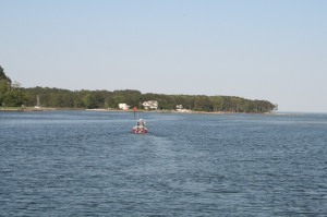 TowBoatUS disappearing back to Deltaville