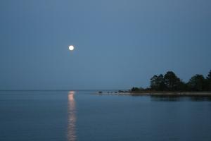 Full Moon on the Piankatank River