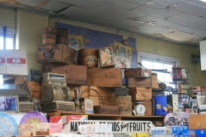 Inside Mr Simmons' store, Center Market