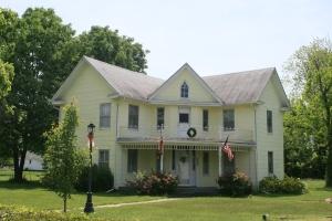 W house, Tilghman Island