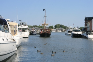 City Dock, Annapolis