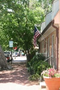 Prince George St, Annapolis