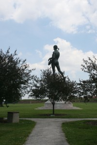 Statue of Orpheus