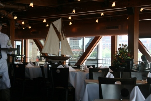 Inside the Rusty Scupper