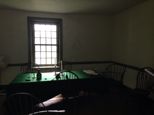 Room in which the Constitution was signed