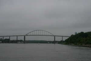 Chesapeake City Fixed Bridge