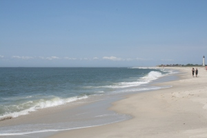 South Cape May beach