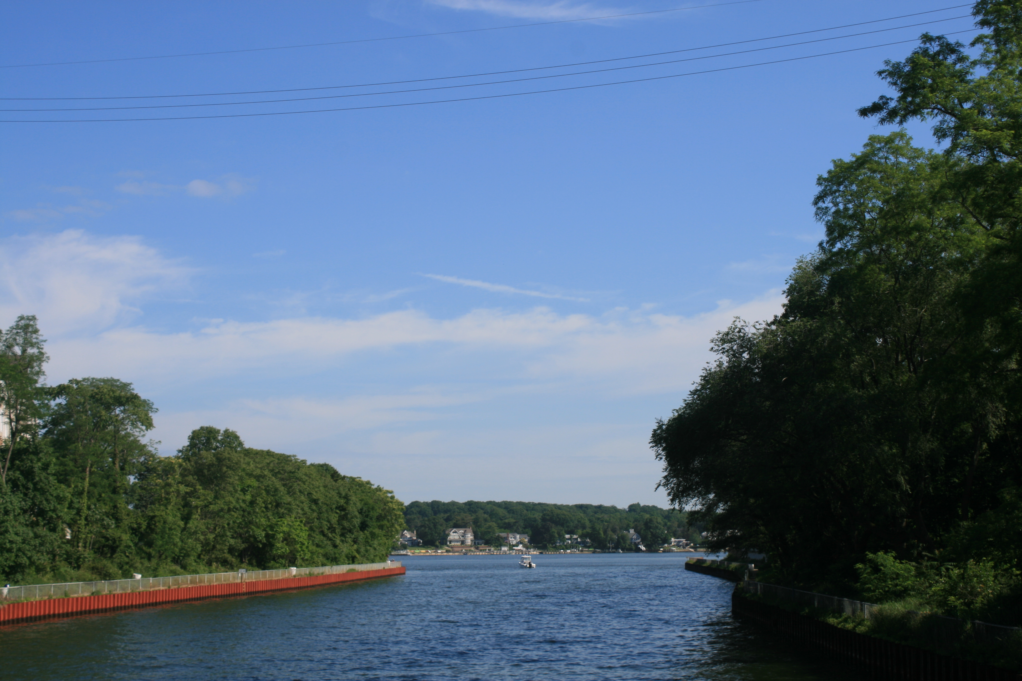 Point Pleasant Canal   talesfromtheamericanwaterways