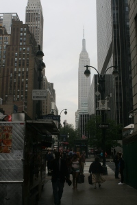 Empire State Building, W34th St
