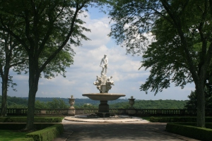 Entrance to Kykuit