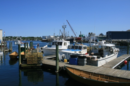 Gloucester Harbour