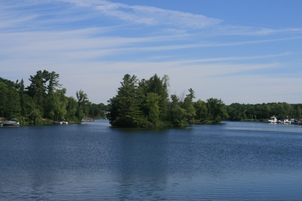 Prince Andrew Island, Lakefield