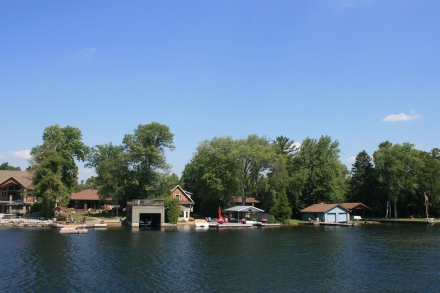 Bob Channel, Bobcaygeon
