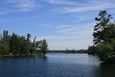 Katchewanooka Lake, Lakefield