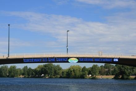 Gateway to Trent-Severn Waterway