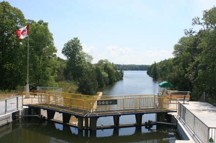 View from Lock 15