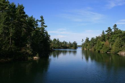 North Echo Bay