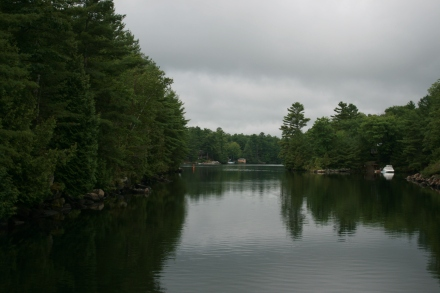 Severn River beyond Sparrow Lake
