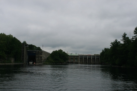 Swift Rapids Lock 43