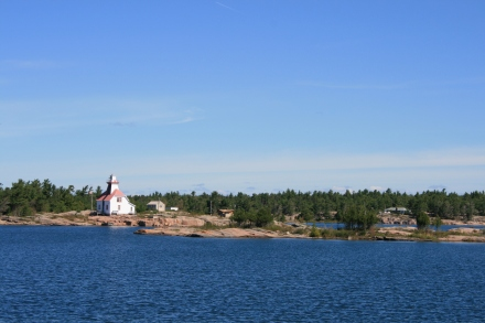 Snug Harbour Lighthouse