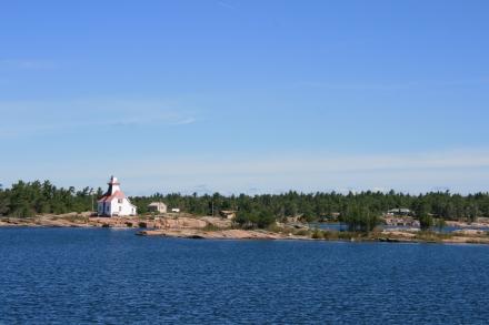 Snug Harbour Lighthouse