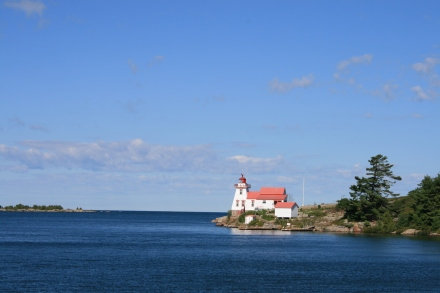 Pointe au Baril Lighthouse